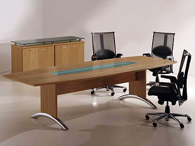 Boardroom tables, meeting room tables from office furniture ...