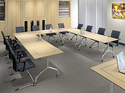 Modular Conference Room Tables | Premier Comfort Heating